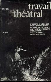 T20 Artiste A L'Epoque De La Production - Couverture - Format classique