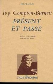 Present Et Passe - Couverture - Format classique