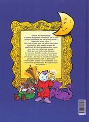 Madame La Lune T.1 ; Les Semeurs D'Etoiles - 4ème de couverture - Format classique