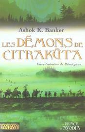 Les demons de citrakuta t.3 - Intérieur - Format classique