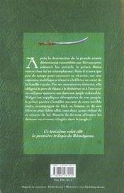 Les demons de citrakuta t.3 - 4ème de couverture - Format classique