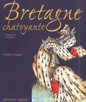 Bretagne chatoyante ; une histoire du duché au Moyen-âge à travers l'enluminure - Couverture - Format classique