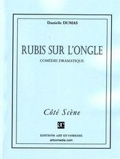 Rubis sur l'ongle - Intérieur - Format classique