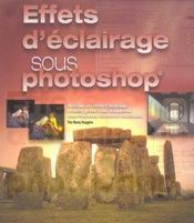 Effets d'eclairage sous photoshop - Intérieur - Format classique