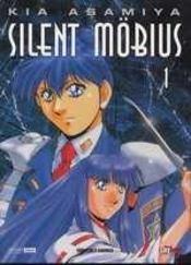 Silent Mobius T.1 - Intérieur - Format classique