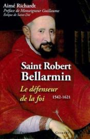 Saint robert bellarmin - Couverture - Format classique