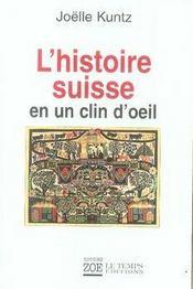 L'histoire suisse en un clin d'oeil - Intérieur - Format classique