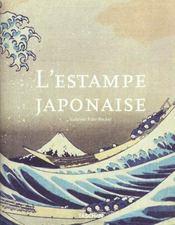 L'estampe japonaise - Intérieur - Format classique