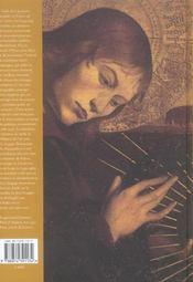 La peinture en France au XV siècle - 4ème de couverture - Format classique