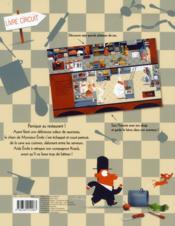 Emile et Knack au restaurant - 4ème de couverture - Format classique