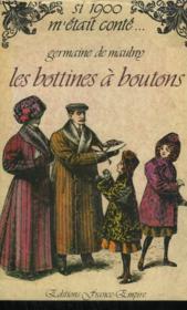 Les Bottines A Boutons. - Couverture - Format classique