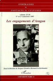 Les Engagements D'Aragon - Intérieur - Format classique