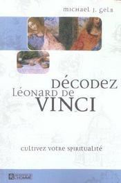 Decodez Leonard De Vinci Cultivez Votre Spiritualite - Intérieur - Format classique
