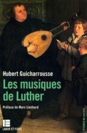 Les musiques de luther - Couverture - Format classique