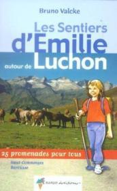Emilie Autour De Luchon - Couverture - Format classique