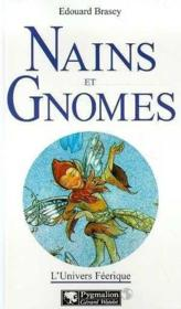 Nains Et Gnomes - Couverture - Format classique