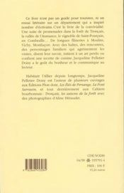 L'Allier - 4ème de couverture - Format classique