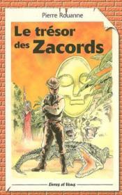 Le Tresor Des Zacords - Interlire - Cm1, Cm2 - Couverture - Format classique