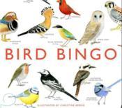Bird Bingo /Anglais - Couverture - Format classique