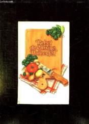 La Cuisine En Un Clin D Oeil. - Couverture - Format classique