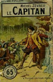 Le Capitain. Collection Le Livre Populaire N° 31. - Couverture - Format classique