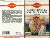 Passion Dans La Vallee Des Rois - A First Time Fro Everything - Couverture - Format classique