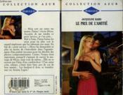 Le Prix De L'Amitie - Master Of Passion - Couverture - Format classique