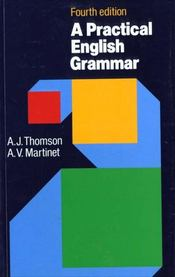 Vente  Practical english grammar: paperback  - A V Martinet