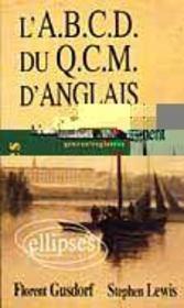 L'a.b.c.d. du QCM d'anglais - Intérieur - Format classique