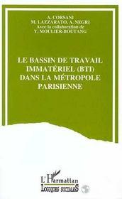 Le Bassin De Travail Immateriel Dans La Metropole Parisienne - Intérieur - Format classique
