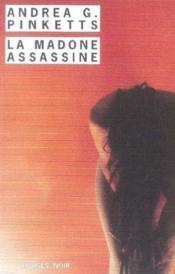 La Madone Assassine - Couverture - Format classique