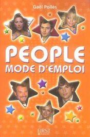 People, Mode D'Emploi - Intérieur - Format classique