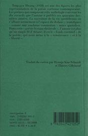 Racines D'Amour (Les) - 4ème de couverture - Format classique