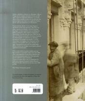 L'esprit d'un siècle ; lyon 1800-1914 - 4ème de couverture - Format classique
