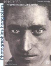 Photographies hongroises, 1919-1939 ; regards nouveaux - Intérieur - Format classique