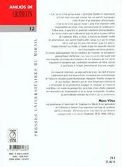 Segismundo Et Serafina - 4ème de couverture - Format classique