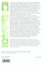 A Une Deesse Inconnue - 4ème de couverture - Format classique