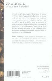 Un Cave Dans Le Charbon - 4ème de couverture - Format classique