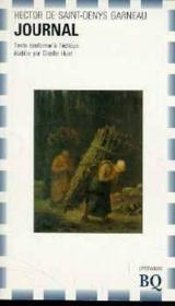 Journal st denys garneau - Couverture - Format classique