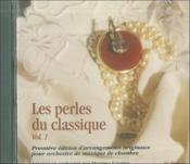 Les Perles Du Classique - Cd - Couverture - Format classique