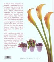 Bouquets classiques - 4ème de couverture - Format classique
