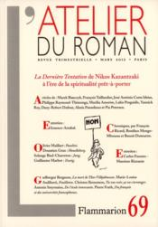 Atelier du roman 69  - Collectif