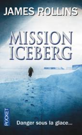 Mission iceberg - Couverture - Format classique