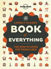 Vente livre :  The lonely planet book of everything  - Nigel Holmes