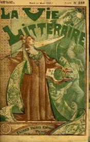 Le Tonneau. La Vie Litteraire. - Couverture - Format classique