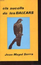 Els Aucells De Les Balears - Couverture - Format classique