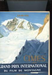 Cimes Et Merveilles - Couverture - Format classique