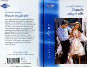 Fiancee Malgre Elle - Society Bride - Couverture - Format classique