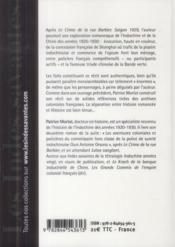 Forbans de la piastre - 4ème de couverture - Format classique