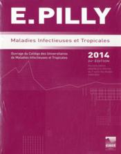 E. PILLY + ECN PILLY ; maladies infectieuses et tropicales ; preparation ECN – Collectif